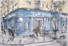 CAFÉ OLIVER: UN BRUNCH AL MÁS PURO ESTILO BISTRÓ  http://streetdetails.es/cafe-oliver-un-brunch-al-mas-puro-estilo-bistro/