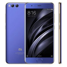 Xiaomi Mi6 Mi6 5,15 Polegadas 6GB RAM 64GB ROM Snapdragon 835 Smartphone de Oito Núcleos e 4G