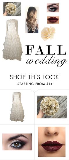"""Meh"" by derpypatrick ❤ liked on Polyvore featuring LASplash, Accessorize and fallwedding"