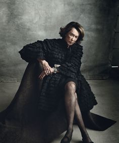 """7 May 2014 - Mica Ertegun - Age 87 - """"I was never part of it,"""" insisted Mica Ertegun, the society decorator & widow of music-business king Ahmet Ertegun. But what about the countless photographs from Women's Wear Daily in the 1970s of Ertegun & her late business partner, Chessy Rayner, dashing out of fashionable East Side restaurants with Pat Buckley & Nan Kempner? """"Well, we had to eat,"""" the pencil-slim Ertegun explained. """"But I never organized women's lunches."""""""