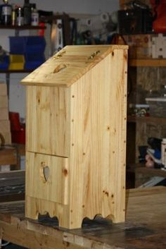 Free Potato Bin Plans - How to Make A Vegetable Storage Bin | Garden Delights - Food Preserv ...