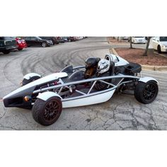 Ariel Atom. One of the coolest cars out there!