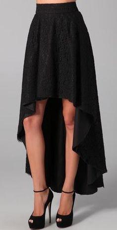 falda con cola - Buscar con Google