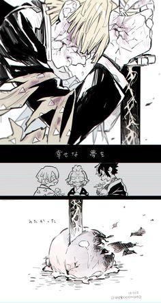 """ねこまろ君 on Twitter: """"雷… """" Manga Anime, Anime Demon, Anime Art, Stray Dogs Anime, Demon Hunter, Dragon Slayer, Fanart, Anime Kunst, Slayer Anime"""