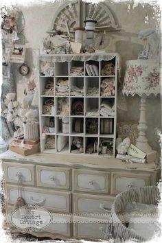 **My Desert Cottage**: New Storage for the Studio