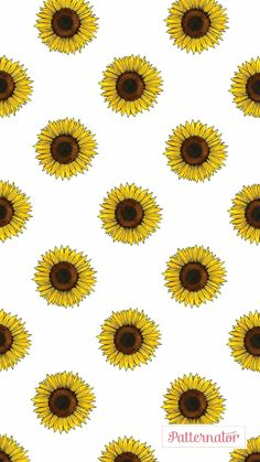 Sunflower 🌻 shared by on We Heart It Tumblr Backgrounds, Cute Wallpaper Backgrounds, Tumblr Wallpaper, I Wallpaper, Aesthetic Iphone Wallpaper, Pattern Wallpaper, Cute Wallpapers, Aesthetic Wallpapers, Floral Wallpapers