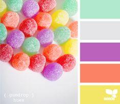 gumdrops hues