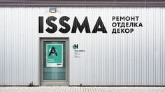 Issma. Visual Identity by welovescience