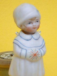 porcelain doll german doll antique by sundaybestdolls on Etsy