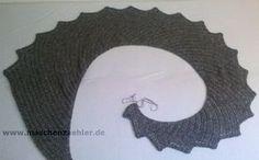 Komplettansicht Drachenschwanz