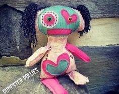 Custom order for Courtney set of 2 dolls
