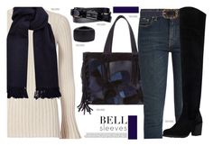 """""""Bell Sleeves"""" by mrs-rc ❤ liked on Polyvore featuring Derek Lam, Yves Saint Laurent, Chanel, Kurt Geiger, Valentino, Acne Studios, Givenchy and Monies"""