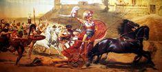 The Triumph of Achilles. 1895. Franz Matsch