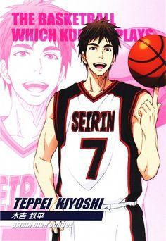 Tadatoshi Fujimaki, Production I.G, Kuroko no Basket, Teppei Kiyoshi