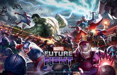 Marvel Future Fight Mobile Game Announced!  http://cinechew.com/marvel-future-fight-mobile-game-announced/