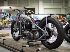#custom #Harley flathead