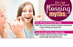 There is no excuse for skipping daily floss. For other oral health tips, visit our website at http://www.willowpointdental.com/