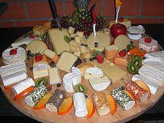 Gemischte Käseplatte                                                                                                                                                                                 Mehr