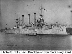 USS Brooklyn (CA 3)