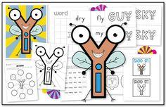 Fly Guy study unit printables $6.00