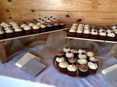 Cupcake display..wedding