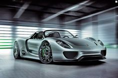 Porsche 918 Spyder a Hybrid Thats Fired Up For The Road