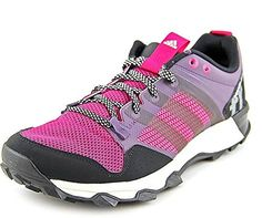 5991b07d75f91 Adidas Performance Kanadia TR 7 W Trail Running Womens Shoes Ash Purple US  95