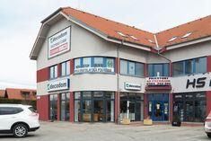 Otvorili sme nové kuchynské štúdio v Podunajských Biskupiciach. Multi Story Building, Street View