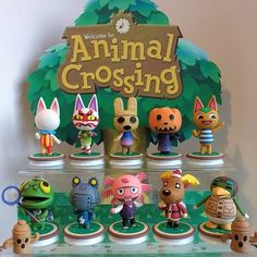 little animal town — shopbhawk: Handmade, fully functional Animal - Gamer House Ideas 2019 - 2020 Animal Crossing 3ds, Animal Crossing Villagers, Fantasy Character, Character Design, Amiibo Display, Ac New Leaf, Pet Resort, Happy Home Designer, Fan Art