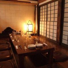 個室 | G-Zone銀座 Ginza | Gonpachi 権八 | Japanese 創作和食 | Tokyo 東京 | Restaurant レストラン | GLOBAL-DINING グローバルダイニング