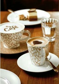 Great ways to make authentic Italian coffee and understand the Italian culture of espresso cappuccino and more! I Love Coffee, Coffee Art, Coffee Break, My Coffee, Coffee Drinks, Morning Coffee, Coffee Cups, Coffee Music, Cappuccino Coffee