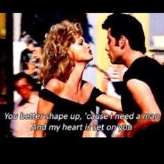 Love me some Grease <3
