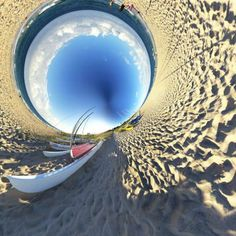 "A nice set of surreal panoramic photographs by photographer Randy Scott Slavin. Some impressive 360 ° spherical panoramic photographs from his ""Alternate Persp Panoramic Photography, Free Photography, Photography Projects, Landscape Photography, Movement Photography, Perspective Photography, Beauty Photography, Creative Landscape, Panoramic Images"