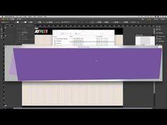 How To Design a Mega Custom Menu in Adobe Muse CC - YouTube