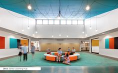 smith+tracey Architects :: St Lawrence Primary School, Derrimut VIC - Mix Projects