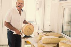 Käse macht glücklich @Käserei Mago Camembert Cheese, Dairy, Food, Essen, Meals, Yemek, Eten