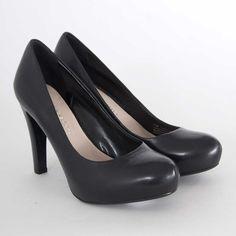 32fde845cc7 Franco Sarto Cicero Heel in Black Want these so bad!! So comfy and sexy