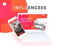 Confira este projeto do @Behance: \u201cInfluencee\u201d https://www.behance.net/gallery/51372261/Influencee