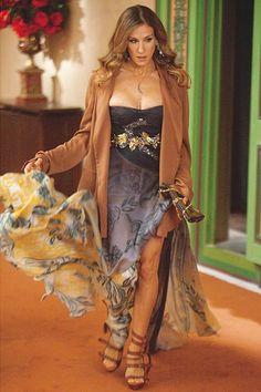 Os looks mais caros de Carrie Bradshaw