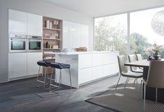 Laminate › Handle-less kitchens › Kitchen › Kitchen | LEICHT – Modern kitchen design for contemporary living