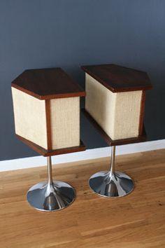 mid century speakers