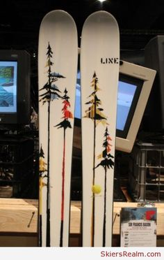 Hoping to get Line Sir Francis Bacon shorty skis for the new ski season. 155's please.