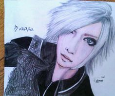 kei from diaura, i might redraw this
