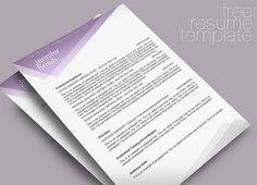 FREE Resume Templates - by ResumeWay - #resume, #resumetemplate, #free