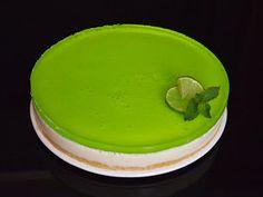 La cocina de Gema y Eva: Tarta de mojito (Thermomix)