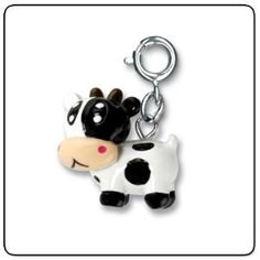 CHARM IT! Cow Charm By High IntenCity