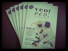 Twitter / veoveo en @setantau71 #veoveomagazine #revista #magazine #handmade