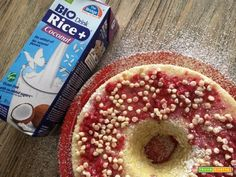 Bio Drink Rice Coconut e il dolce è servito  #ricette #food #recipes