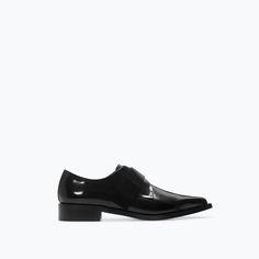 BLUCHER PIEL TIRA - calzado recomendado para un look tuxedo más ad hoc