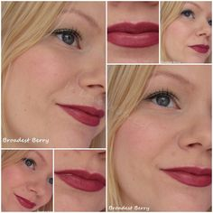 Clinique Chubby Stick Intense Broadest Berry ♥ In Love With Life ♥ www.inlovewithlife.de